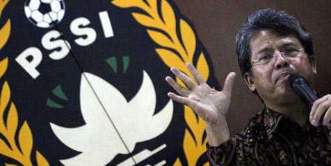 PSSI Belum Pikirkan Pengganti Todung Yang Mundur Dari Joint Committee
