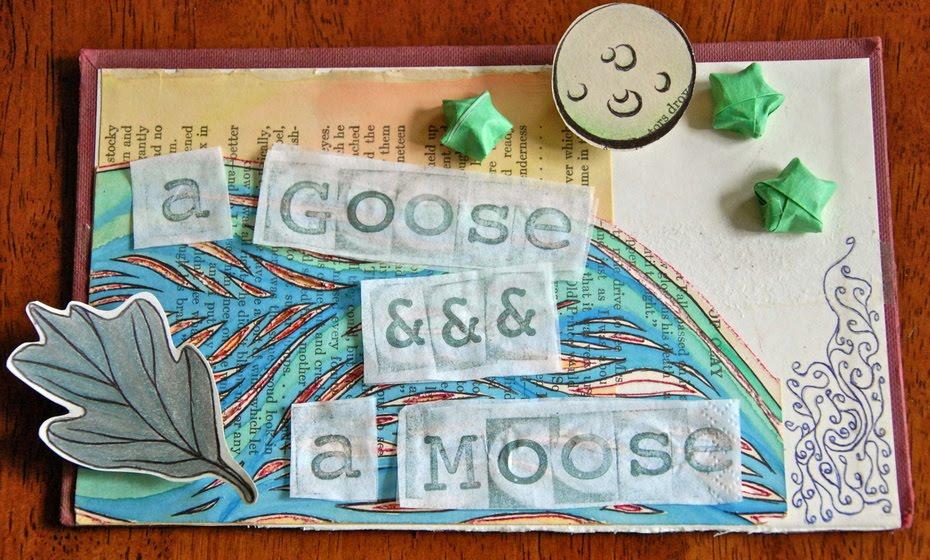 A Goose & A Moose