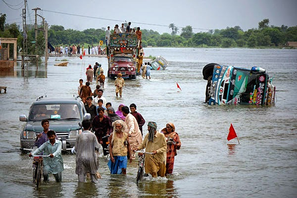 pakistan flood disaster essay