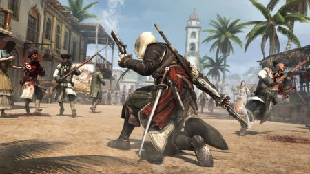 Download Assassins Creed 4 IV Black Flag