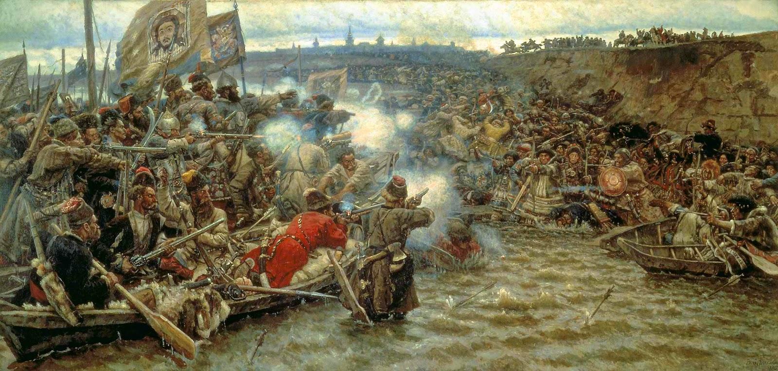 Russian Empire (1721-1917)