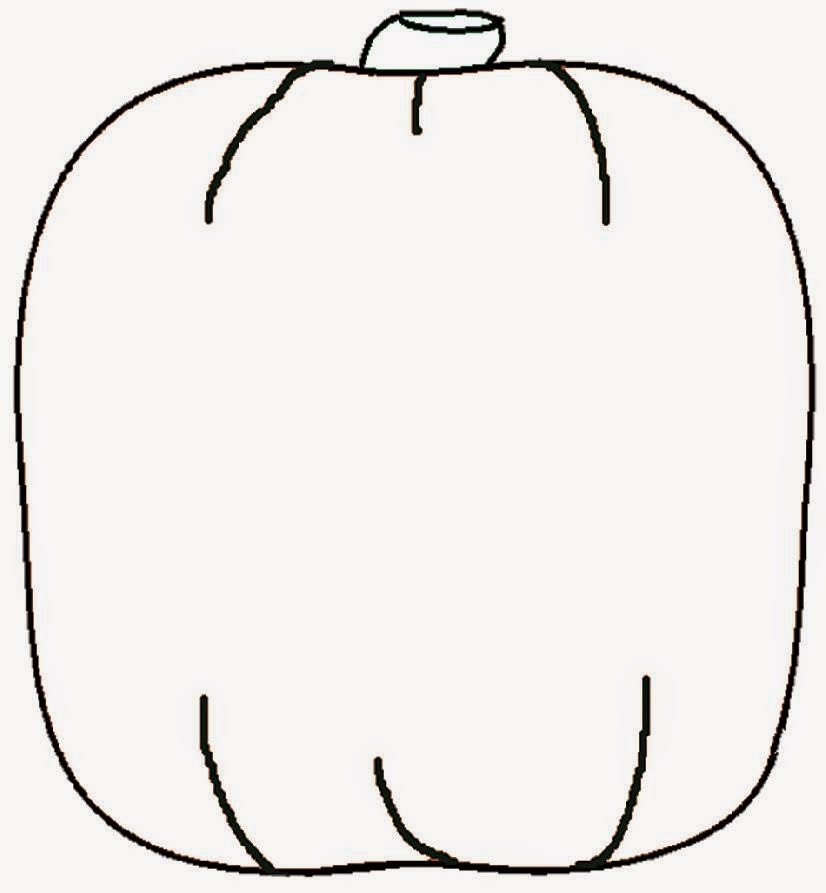 Pumpkin Coloring Sheet Free Coloring