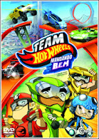 Team Hot Wheels: Mandando Bem – Dublado