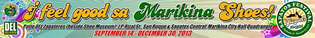 Marikina Shoe Festival 2013