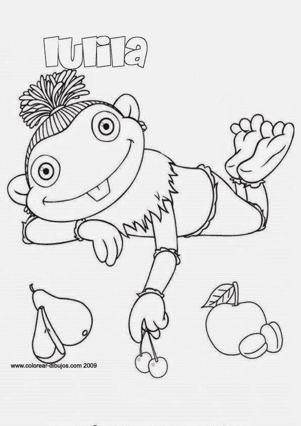Más de 100 dibujos para niños para descargar, imprimir y colorear