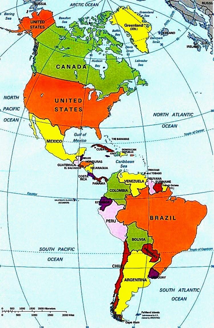 Los Continentes 2014