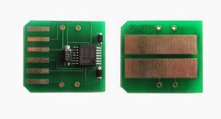 laser toner chip