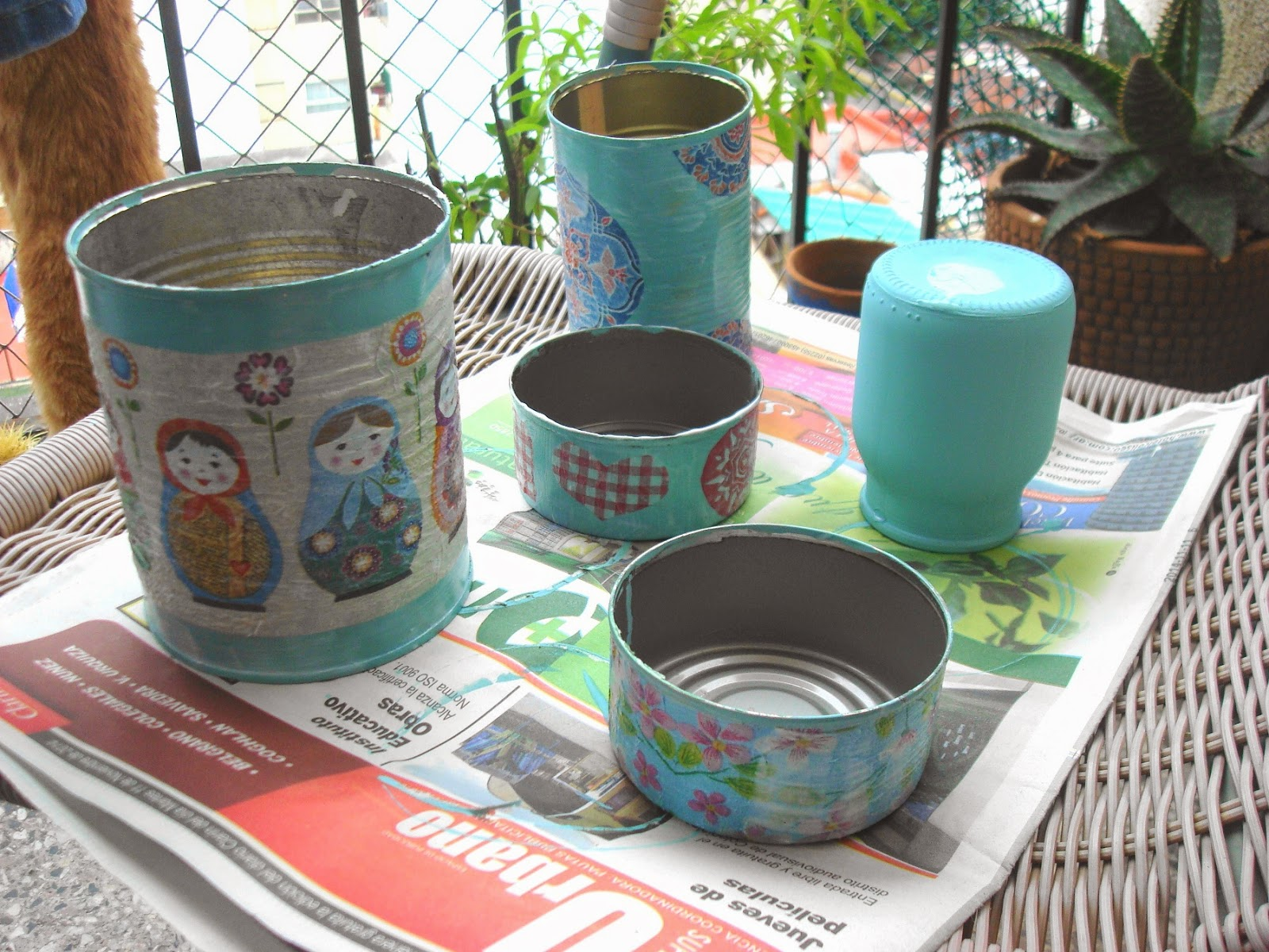 El pozo voluptuoso cosas lindas for Reciclar objetos