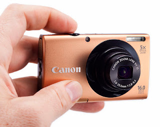 gambar Canon PowerShot A3400 IS