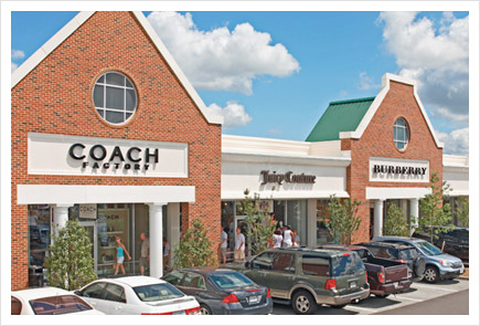 OUTLET MALLS: Coming to a Canadian City