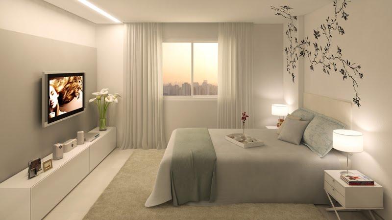 Cores De Quarto De Casal Romantico ~ decoracao+de+quartos+de+casal+6 jpg