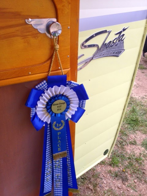 Our Blue Ribbon
