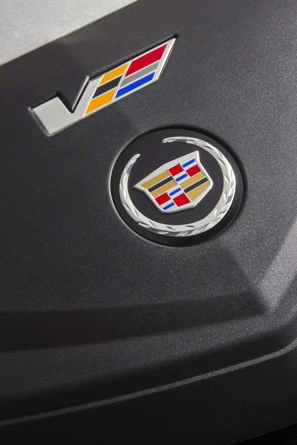 New 2015 Cadillac CTS-V Coupe Concept