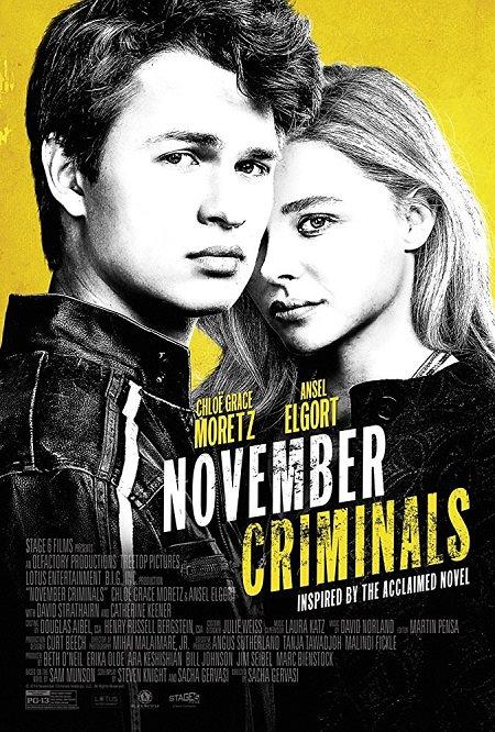 November Criminals (2017) 720p WEBRip 2.6GB mkv AC3 5.1 ch subs español
