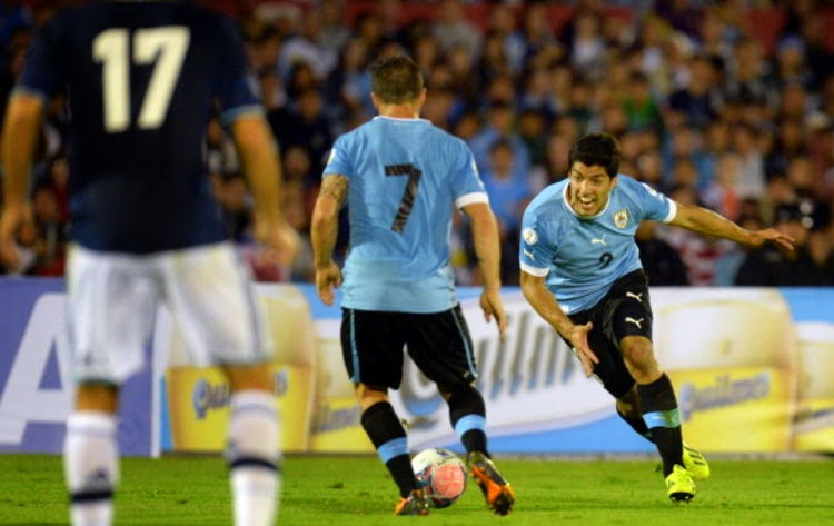 PREVIEW Pertandingan Uruguay vs Slovenia 5 Juni 2014 Pagi Ini