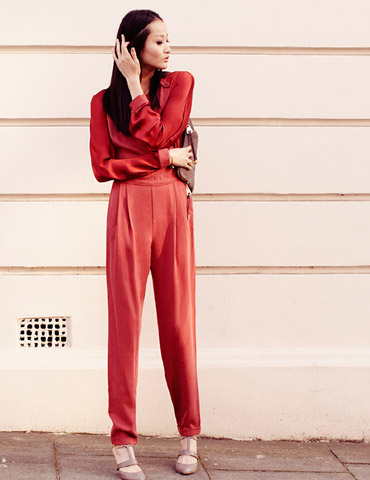 FW 2013 red trend
