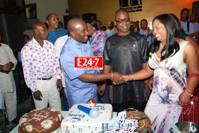 wasiu ayinde birthday party in ijebu