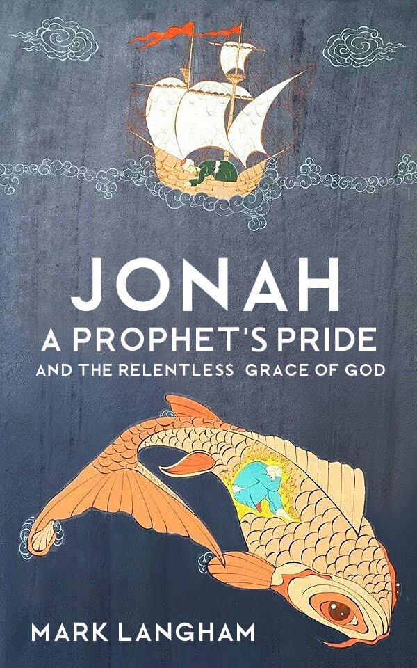 My book on Jonah is hot off the e-press!