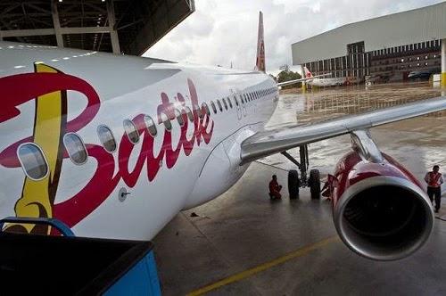 Ugutan Bom Pesawat Batik Air Mendarat Cemas Di Makassar