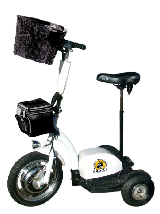 Alley Cat Scooters