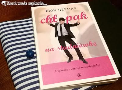 """Kaya Herman """"Chłopak na studniówkę"""""""