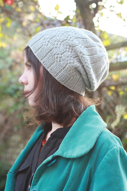 Vector hat by Katya Frankel