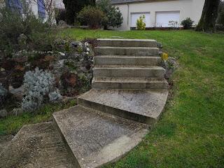 d coration de la maison pose pierre reconstituee terrasse. Black Bedroom Furniture Sets. Home Design Ideas