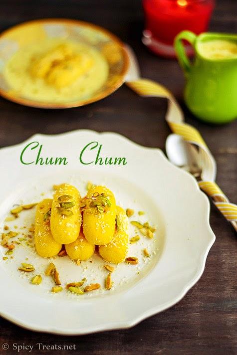 Chum Chum Recipe