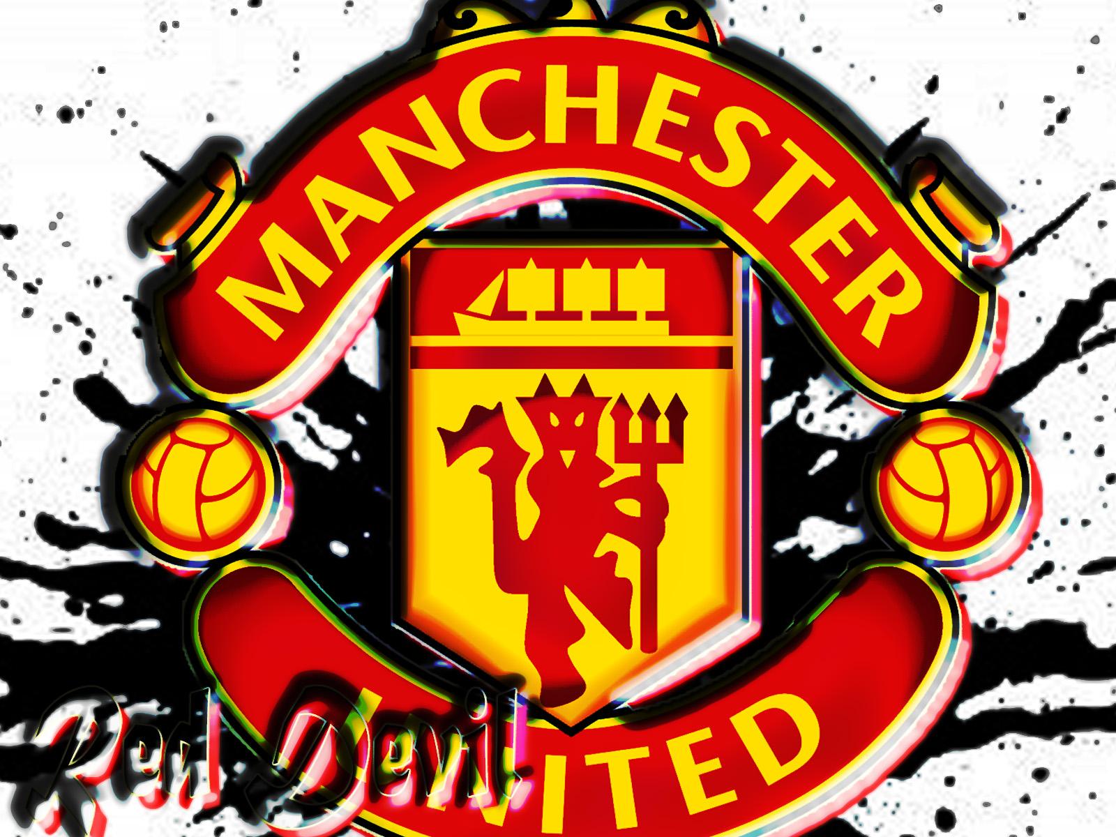 Manchester united wallpaper for bedroom