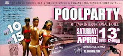 POOL PARTY, TEMA INT HOTEL