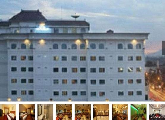 Hotel Yang Terakhir Adalah Maharani Megah Ini Berlokasi Di Area Buncit Raya Street Fasilitas Disediakan Untuk Para Tamu