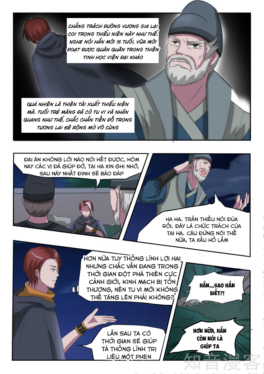 Võ Thần Chúa Tể Chap 148 - Trang 10