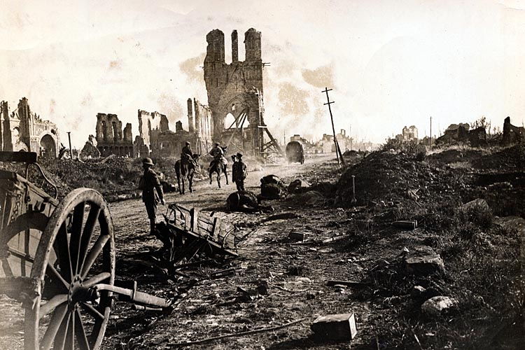 Aftermath of world war 1 in america