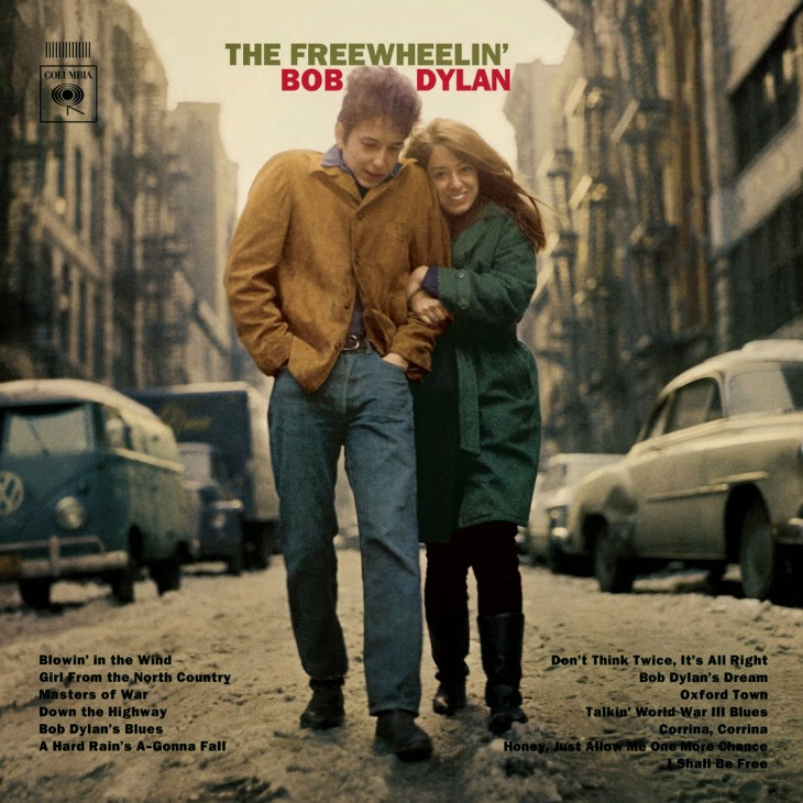 The Freewheelin Bob Dylan 1963 Photoshoot A Piece Of