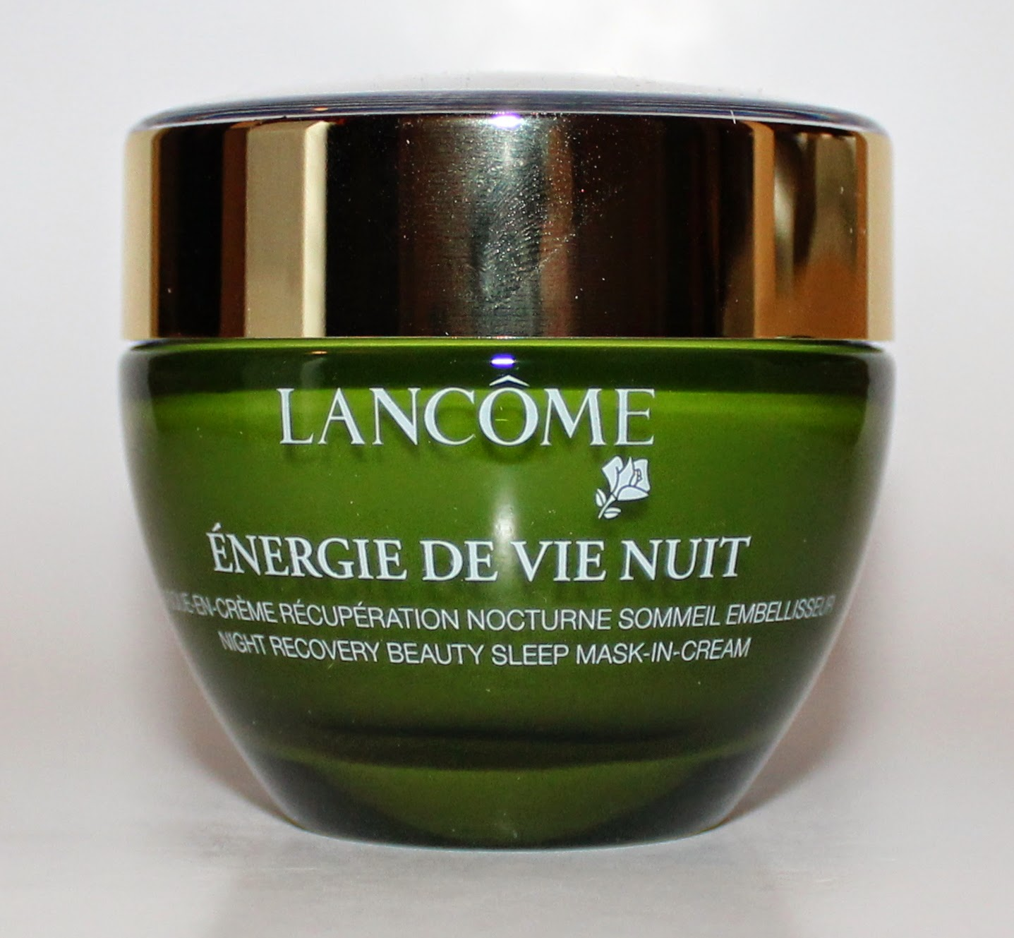 Lancôme Energie de Vie Nuit Overnight Recovery Mask