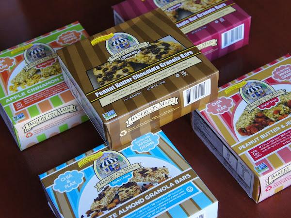 Gewinnspiel: glutenfreies Probierpaket von Bakery on Main