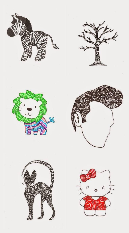 Geekisnewchic doodles