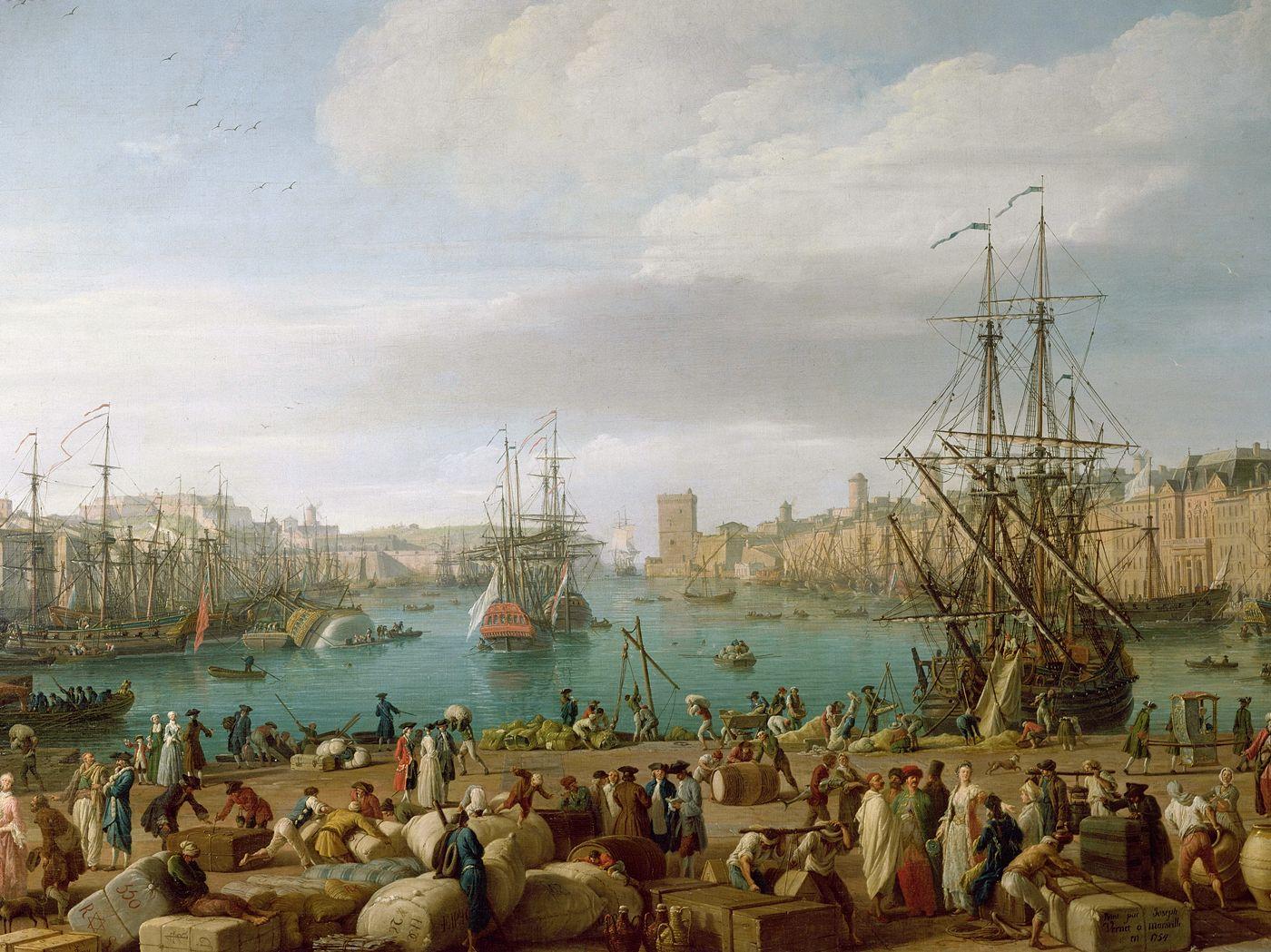 Histoire g ographie isle de saone histoire des arts la for Interieur 18eme siecle