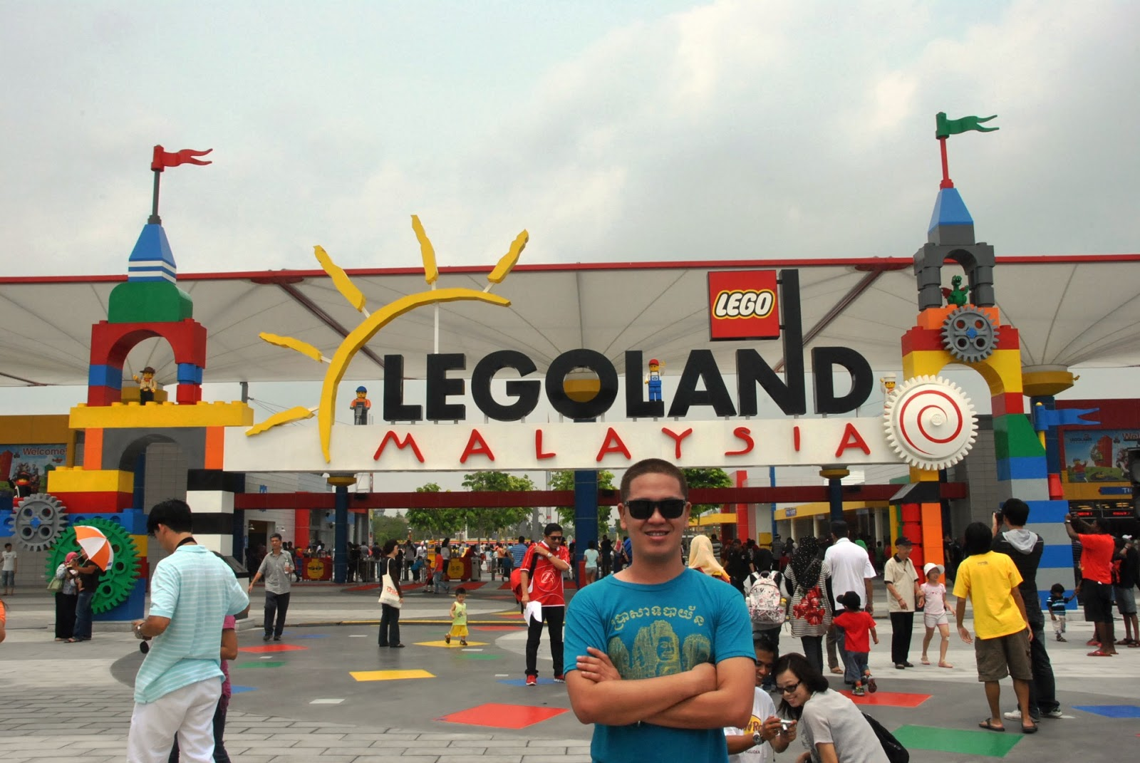 Been There Done That Legoland Johor Bahru Malaysia On Its 3rd Day Of Opening