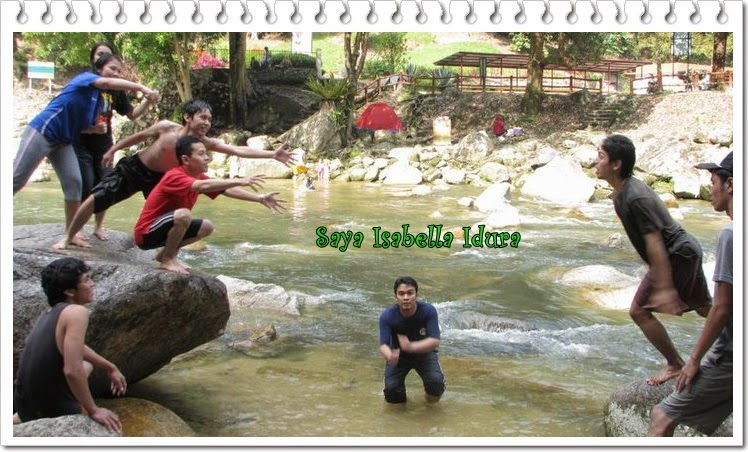 The best air terjun