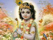 Hindu God Krishna Wallpapers Dimensions: 1024x768 / Size: 64 Kb
