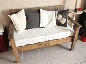 meubles en palettes
