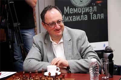 Echecs à Moscou : Boris Gelfand (2755) au Mémorial Tal 2013