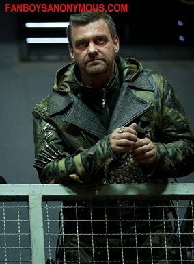 GI Joe Retaliation Fireflt villain actor Ray Stevenson
