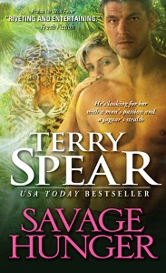 Savage Hunter by Terry Spear