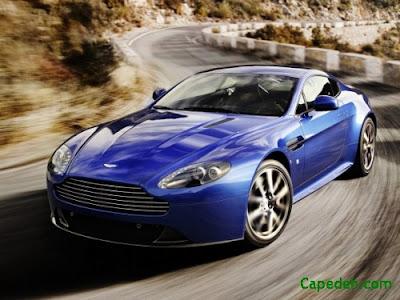 Aston Martin V8 Vantage S 2012