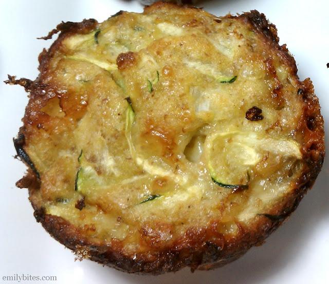 Zucchini Tots - Emily Bites