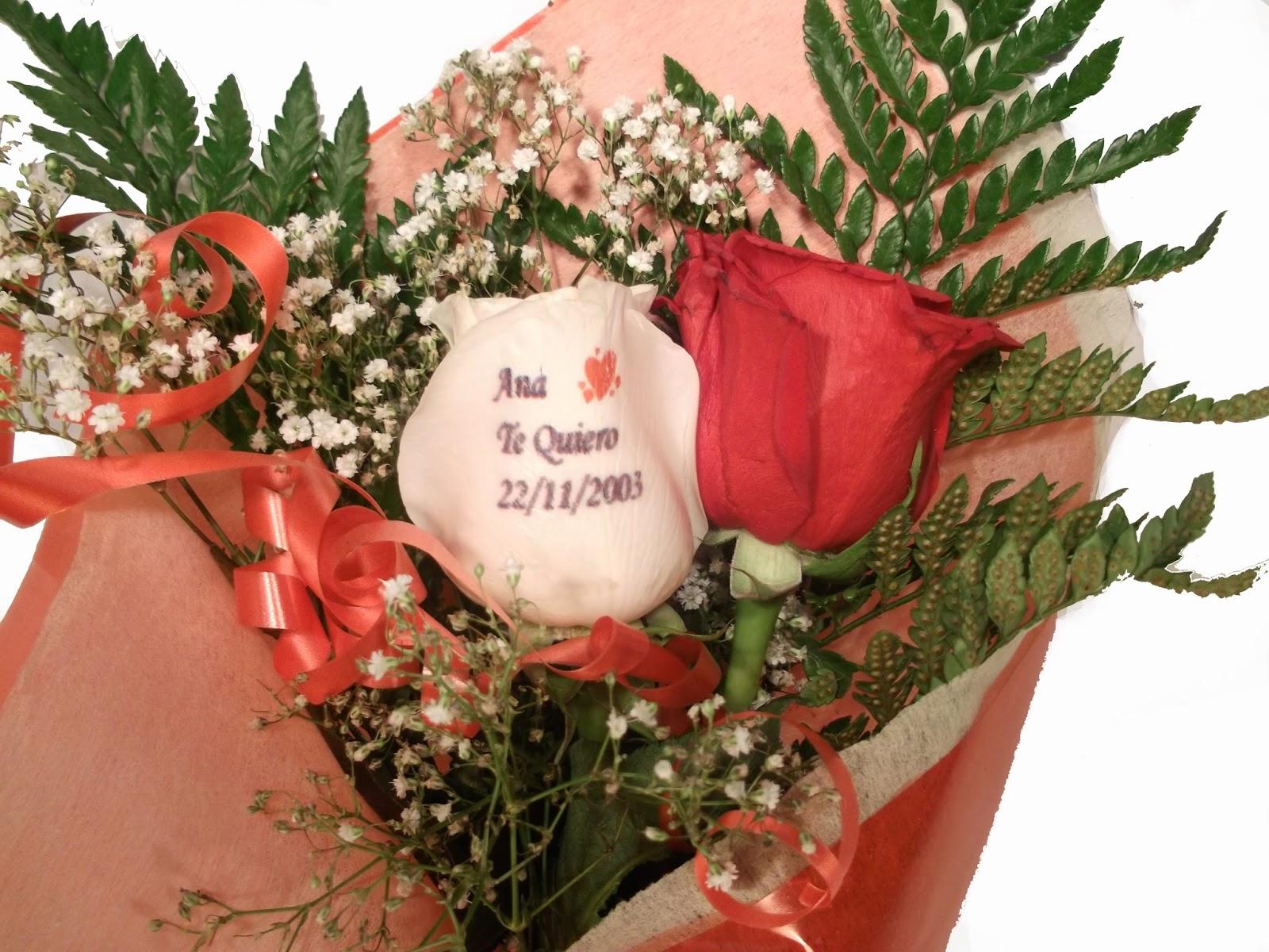 Ramos De Rosas Naturales Imagenes - Ramo de flores Enfemenino