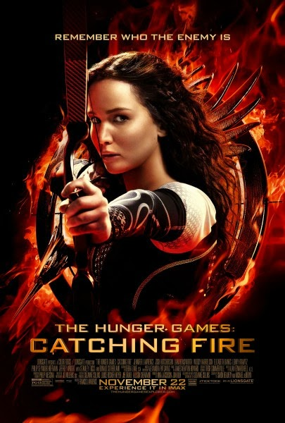 Movies And Philosophy Now The Hunger Games Catching Fire A Symbol