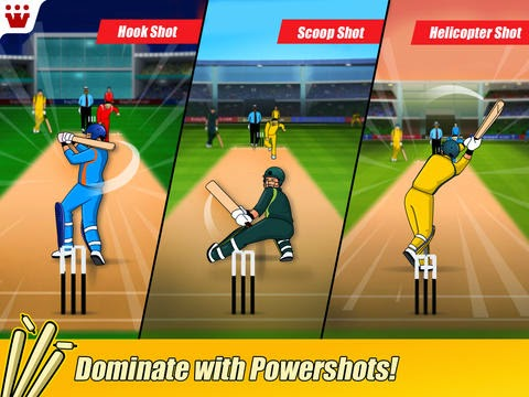 Power Cricket T20 for iPhone and iPad